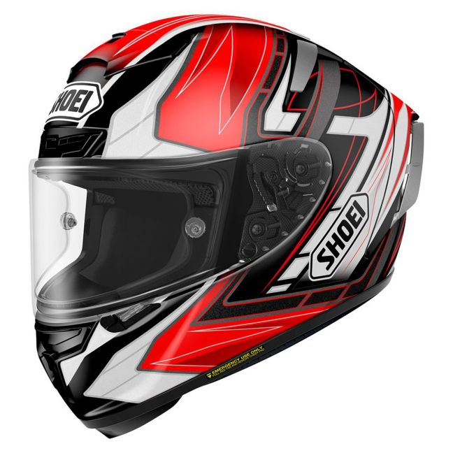 Shoei X-Spirit 3 Motorcycle Helmet - Assail TC1