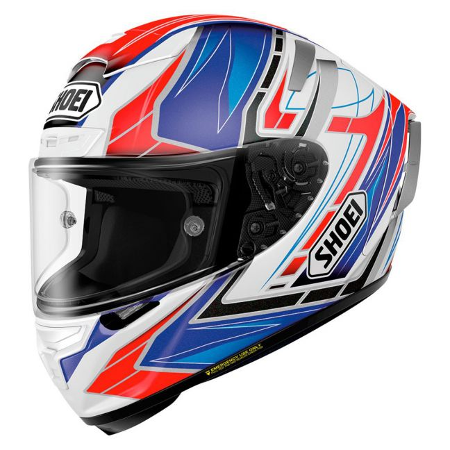 Shoei X-Spirit 3 Motorcycle Helmet - Assail TC2
