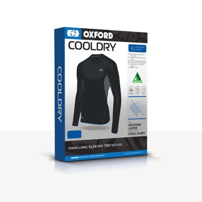 Oxford Layers Cool Dry Wicking Top