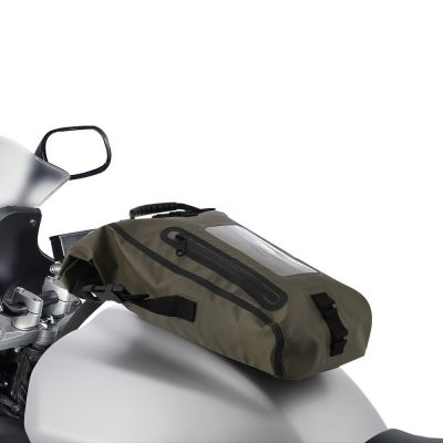 Oxford Aqua M8 Tank Bag - Khaki Black