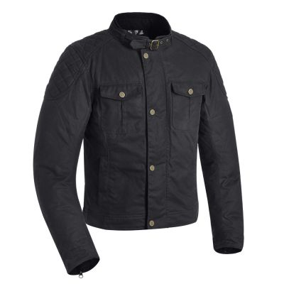 Oxford Holwell 1.0 Jacket - Black