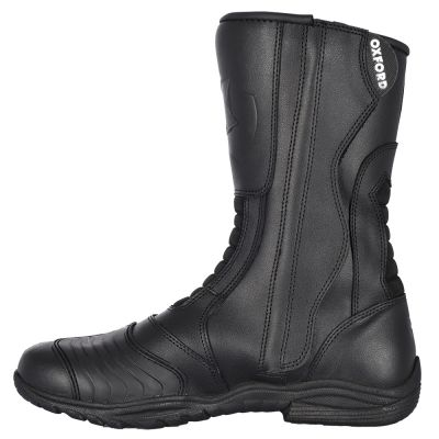 Oxford Tracker Waterproof Boots - Black