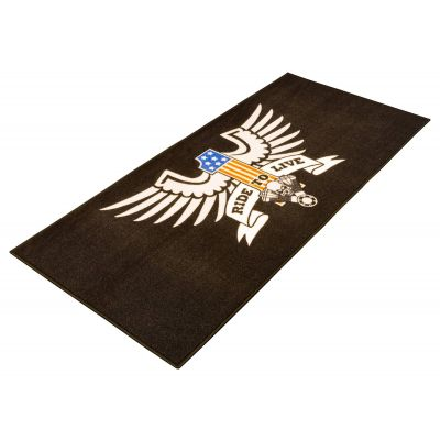 BikeTek Series 3 American Eagle Ride to Live Garage Mat 190 X 80cm