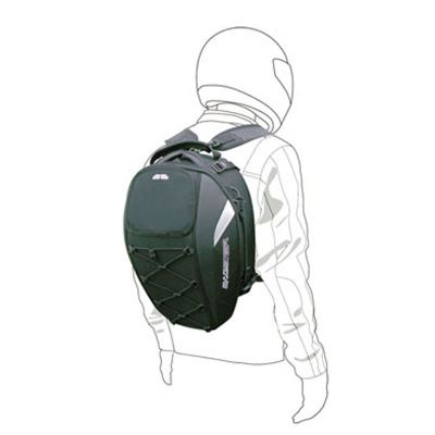 Bagster Spider Rear Tail Pack back pack