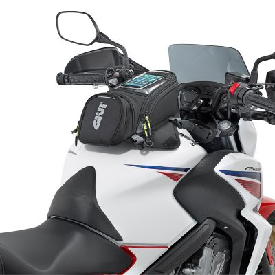 Givi 6Ltr Magnetic Tank Bag - EA106B - Fitted to Honda