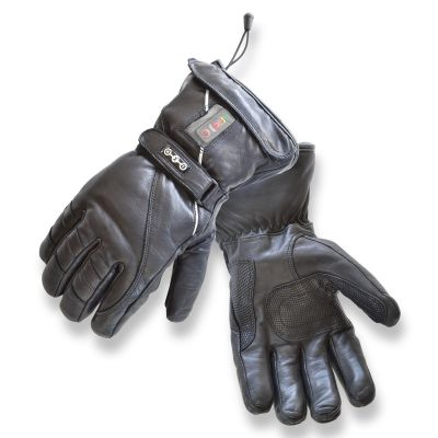 EXO2 SnowStorm Pro Motorcycle Gloves - Black