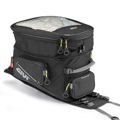 Givi EA110B Easy-T Enduro Motorcycle Tank Bag - 25 Litres - Expandable
