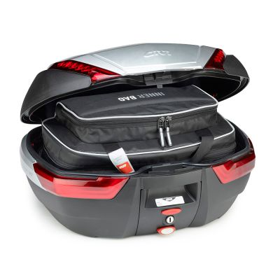 Givi T502 Motorcycle Top Box Inner Bags - 45-47 Litres - Inside V47 Top Box