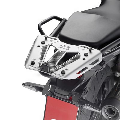Givi M8A Monokey Aluminium Top Plate - Fitted