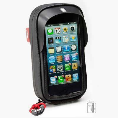 Givi S955B Universal Motorcycle Phone Holder