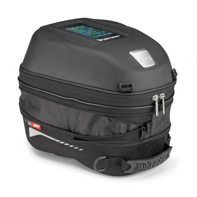 Givi ST603 Motorcycle Tanklock Tank Bag - 15 Litres - Expandable