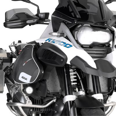 Givi XS5112E Engine Guard Mounted Bags - BMW R1200GS Adventure - Fitted Front
