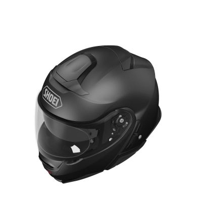 Shoei Neotec 2 Flip Front Helmet - Plain Matt Black