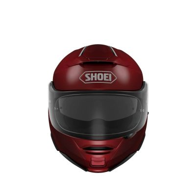 Shoei Neotec 2 Flip Front Helmet - Wine Red