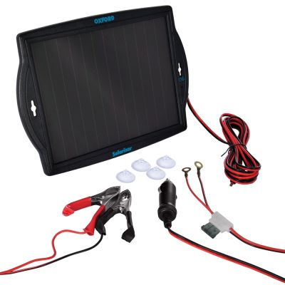 Oxford OF949 Solariser Solar Panel Motorcycle Battery Charger
