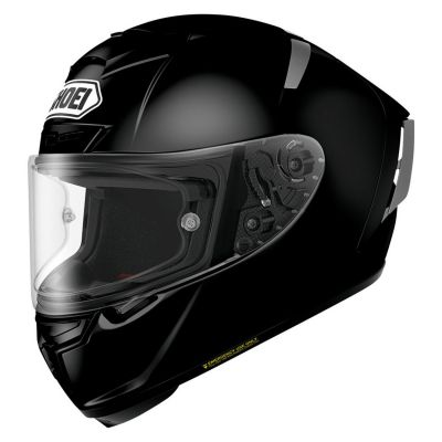Shoei X-Spirit 3 Motorcycle Helmet - Gloss Black