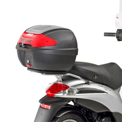 Givi E300N2 Monolock 30Ltr Top Box fitted