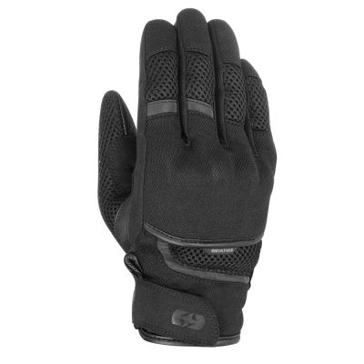 Oxford Brisbane Air Short Summer Gloves - Stealth Black