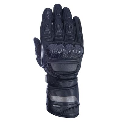 Oxford RP-2 2.0 Long Sport Leather Glove - Stealth Black