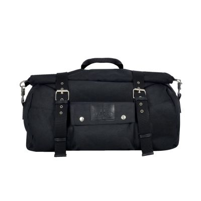 Oxford Heritage Roll Bag - Black - 50L