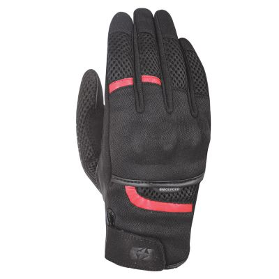 Oxford Brisbane Air Short Summer Gloves - Tech Black