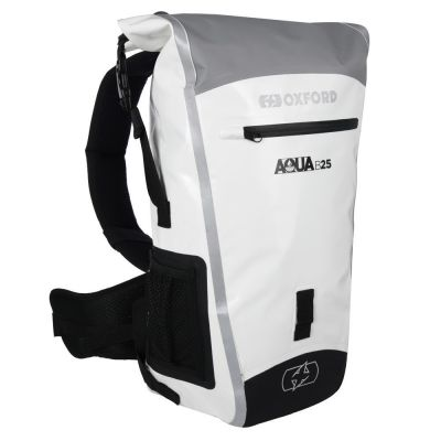 Oxford Aqua B-25 Hydro Backpack - Grey White