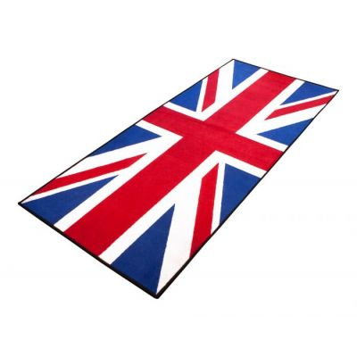BikeTek Series 3 Union Jack Garage Mat 190 X 80cm