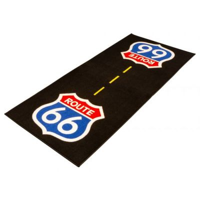 BikeTek Series 3 Route 66 Garage Mat 190 X 80cm