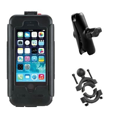 Active and Connected Powered Motorcycle Phone Case - Apple iPhone SE/5/5S