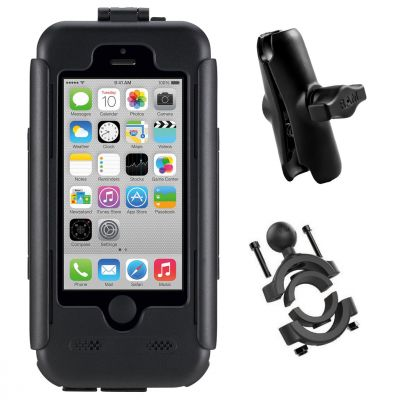 Active and Connected Powered Motorcycle Phone Case - Apple iPhone 5C