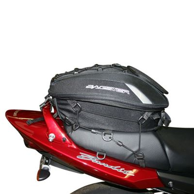 Bagster Spider Rear Tail Pack