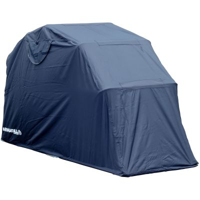 BikeIt RCOGRG02 Armadillo Motorcycle Garage Shelter - Small