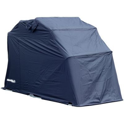 BikeIt RCOGRG06 Armadillo Motorcycle Garage Shelter - Large