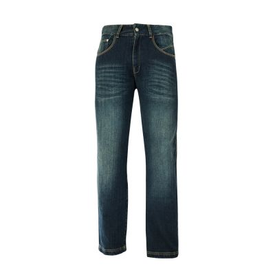 Bull-It SR6 Motorcycle Jeans - Vintage Blue Mens - Front