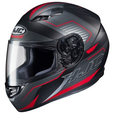 HJC CS-15 Full Face Helmet - Trion Red