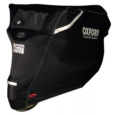 Oxford Protex Stretch Cover - Outside