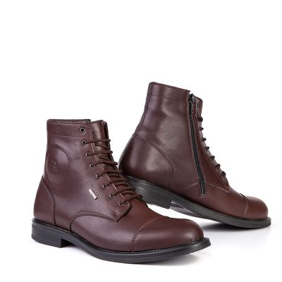 Eleveit Trend Waterproof Ankle Boots - Brown