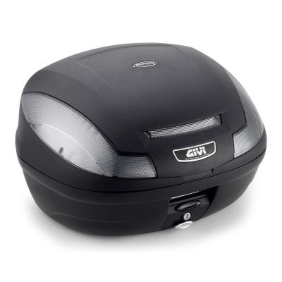 Givi Monolock Top Box - E470NT Smoke