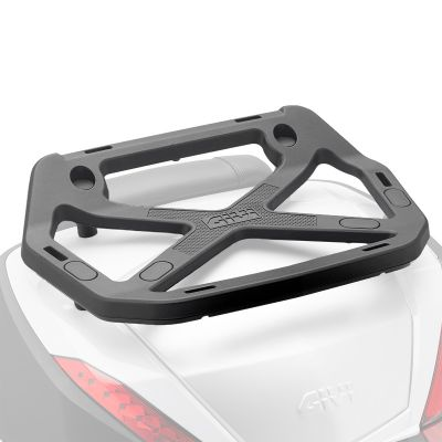 Givi S150 Universal Top Box Luggage Rack - Black