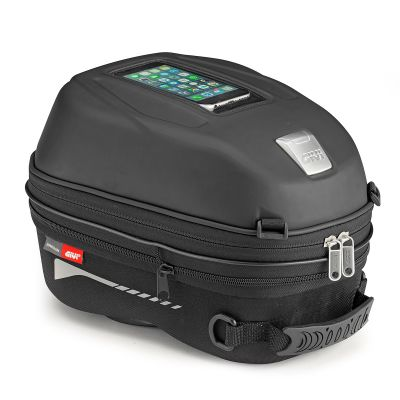 Givi ST603 Motorcycle Tanklock Tank Bag - 15 Litres