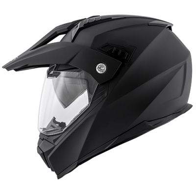 Kappa KV30 Enduro - Matt Black