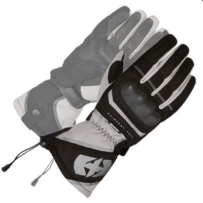 Oxford Montreal 100% Waterproof Motorcycle Glove - Tech Grey pair
