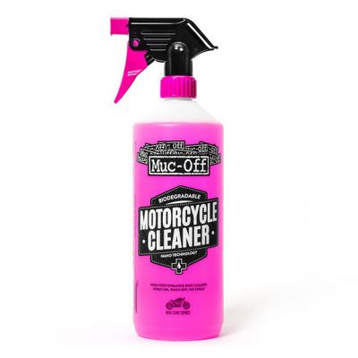 Muc-Off M664 Nano Tech Motorcycle Cleaner - 1 Litre