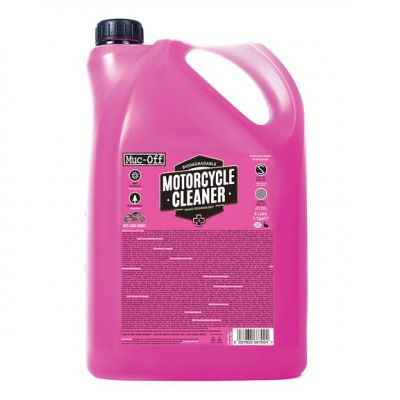 Muc-Off M667 Nano Tech Motorcycle Cleaner - 5 Litres