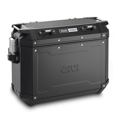 Givi Trekker Outback 37ltr Black - Right side only