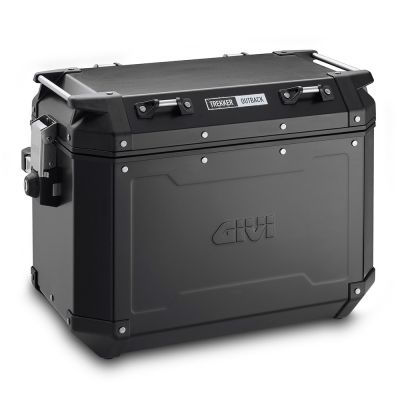 Givi Trekker Outback 48ltr Black - Right