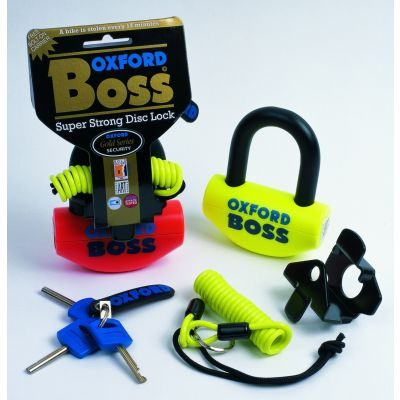 Oxford Boss Disc Lock - OF38 and OF39