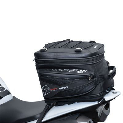 Oxford OL325 T40R Motorcycle Tail Bag - 40 Litres