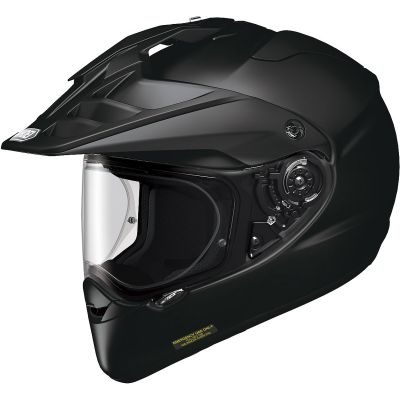 Shoei Hornet ADV Helmet - Gloss Black