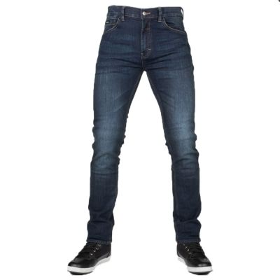 Bull-it Mens Tactical SP75 (AA) Icon Slim Fit Motorcycle protective jeans